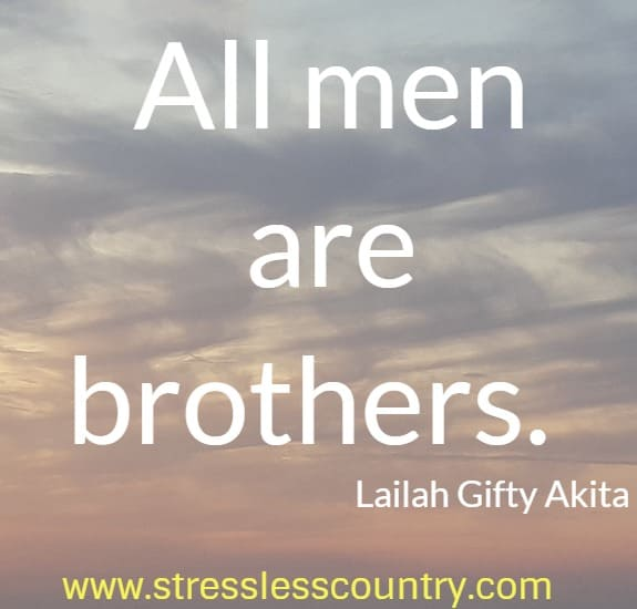 encouraging brotherhood quotes
