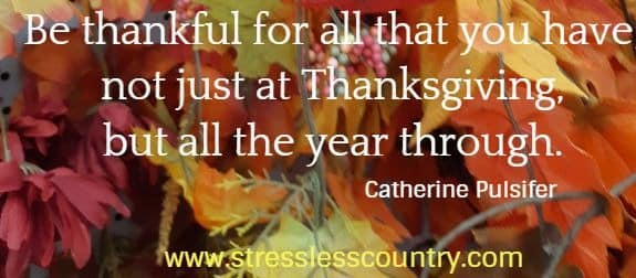 Thanksgiving Quotes to Remind Us To Be Thankful