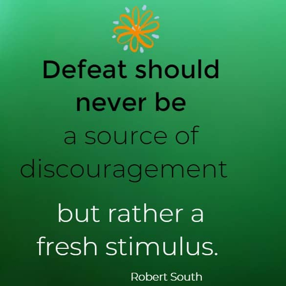 Defeat Quotes To Encourage You to Never Give Up