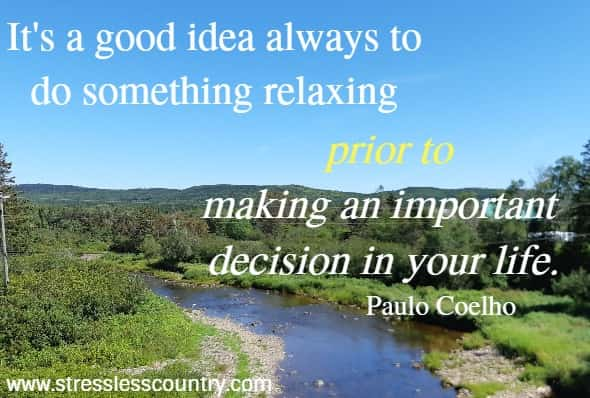 relax quotes to remind you to chill out