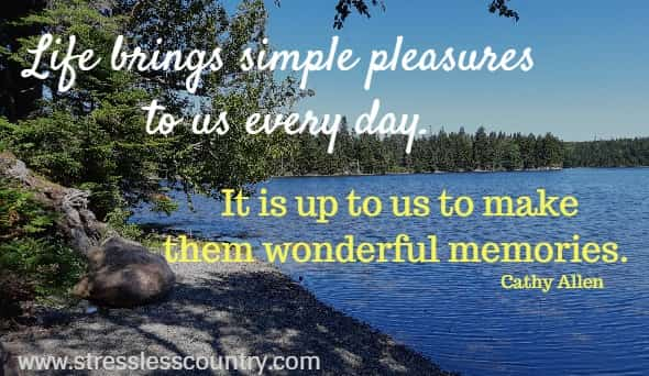 life making memories quotes