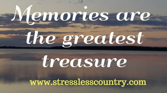 treasured memories short poems and quotes