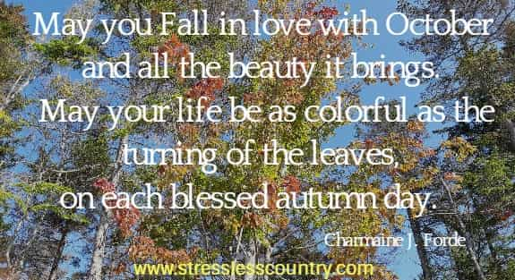 quotes to celebrate the fall season
