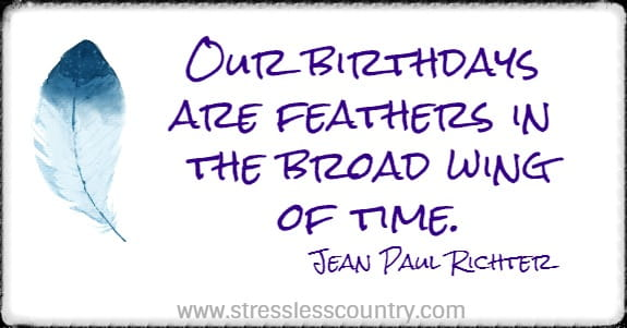 birthday time quotes