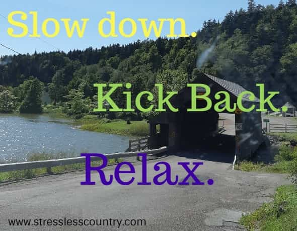 relax quotes remind you to slow down