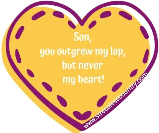 love for a son quotes