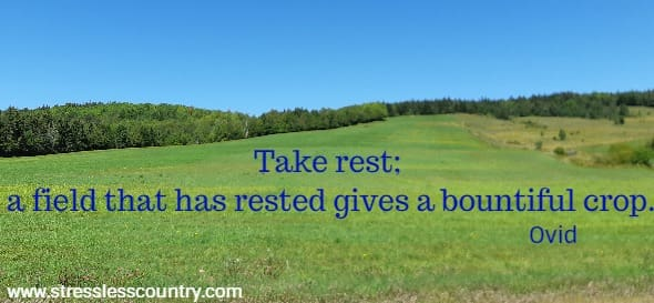 take a break reminders with these relax quotes