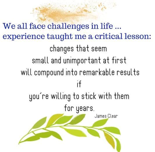 we all face challenges in life...