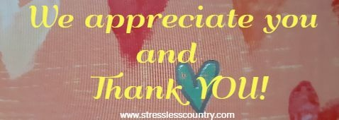 short poems to say thank you and show appreciation