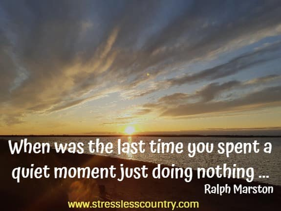relax quotes to remind you recharge your batteries
