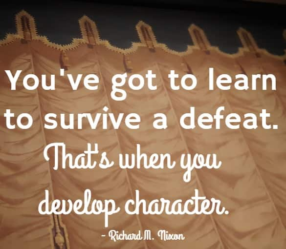 Inspirational Quotes About Defeat